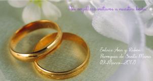 El momento de tu boda es la ocasión perfecta para compartir tus mejores frases bonitas de amor.