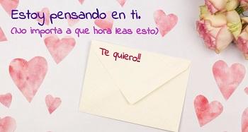 Postales con dedicatorias amor.
