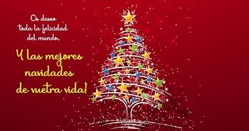 Felicitacion Navidad Personalizada Fotos.Hacer Postales Navidad Para Felicitar A La Familia Y Amigos