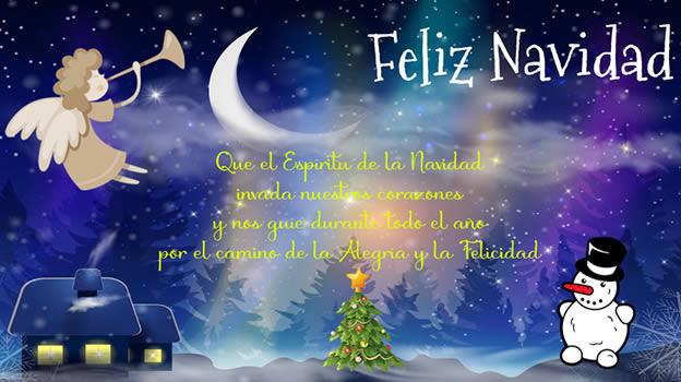 Felicitacion Navidad Personalizada Fotos.Frases De Navidad En Una Postal Navidena Personalizada